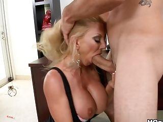 Exotic Sex Industry Star In Horny Cougar, Deep Throat Xxx Scene