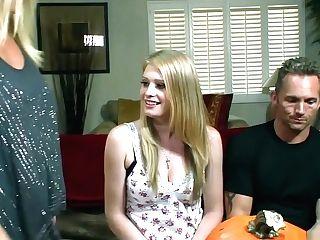Amazing Adult Movie Stars Devon Lee And Allie James In Finest...