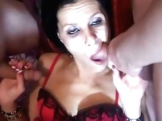Amazing Homemade Group Bang-out, Mummies Adult Scene