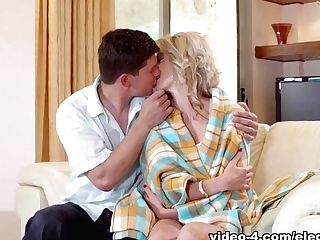 Incredible Adult Movie Star Sophie Carina In Fabulous Anal...