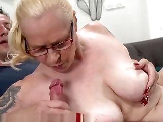 Lustygrandmas Internal Cumshot For Horny Matures Gilf!