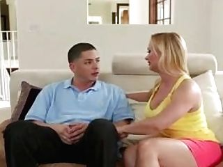 Matures Wifey And The Sales Man Fuck And Rumble