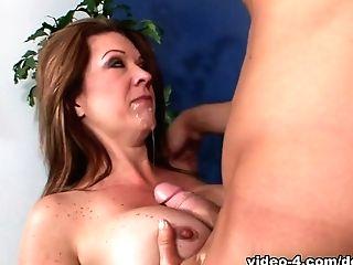 Crazy Pornographic Star Raquel Devine In Best Squirting,...