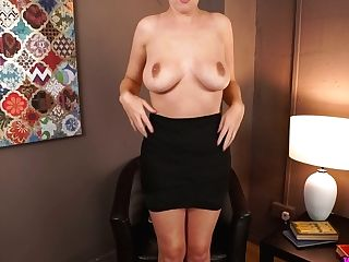Hot Point Of View Movie Featuring Big Tittied Mummy Kate Anne...