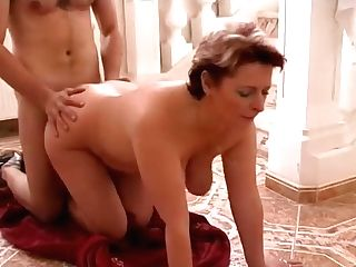 Exotic Superstar In Incredible Cougars, Matures Xxx Clip